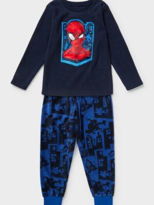 Пижама синяя человек паук C&A