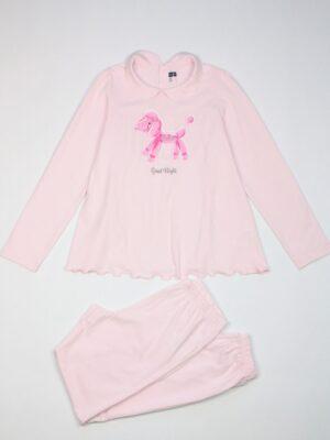 пижама розовая с собачкой Original Marines
