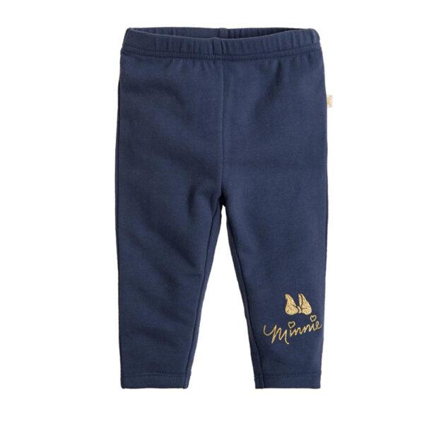 штани синие с золотой надписью Cool Club