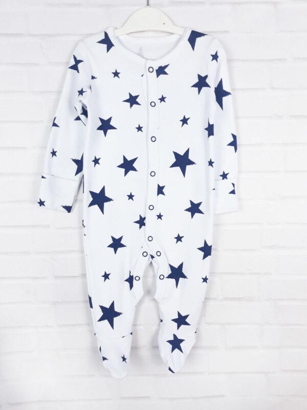 Человечек с синими звездами Dunnes Stores