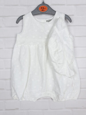 Плаття з шапкою біле Primark