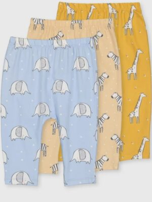 Набір штанів жовто блакитних TU