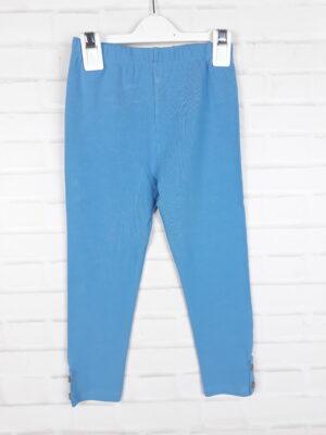 Штани блакитні з ґудзиками TU